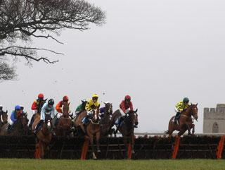 Racing comes from Taunton today