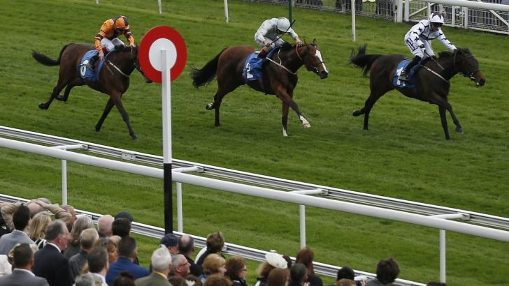 It's the penultimate day of York's Ebor meeting on Friday