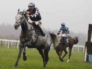 The Old Roan Chase - featuring Vibrato Valtat - is the feature race at Aintree on Sunday