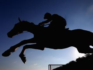 There are two jumps meetings in Ireland on Friday evening