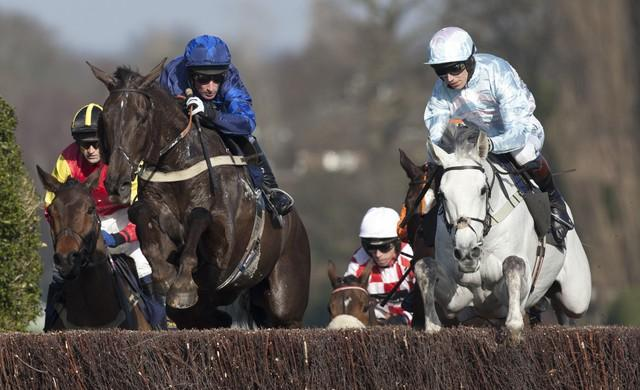 There is jumps racing from Warwick on Saturday