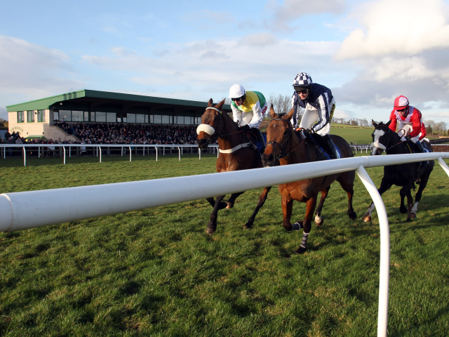 There is jumps racing from Kelso on Thursday