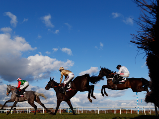 All three of today's FTM selections come from the jump meeting at Worcester