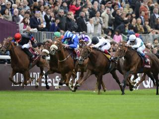 Tony has two big-price fancies for the Arc at Longchamp next Sunday