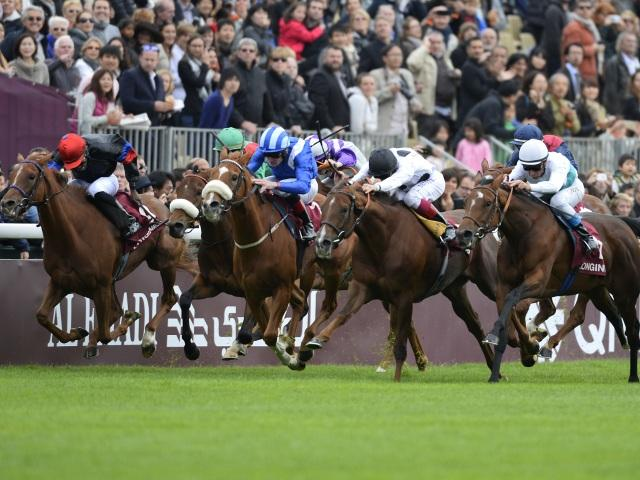 Tony has picked out four horses to back at Longchamp