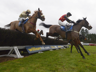 There is jumps racing from Ludlow on Thursday