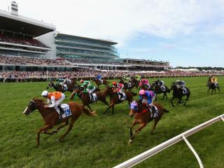 The Melbourne Cup takes place at 04:00 Tuesday (GMT)