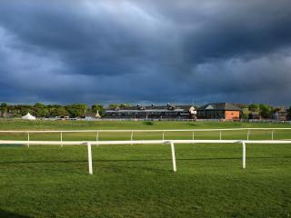 There is racing from Musselburgh on Friday