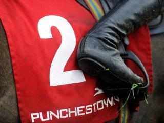 It's the final day of the Punchestown Festival on Saturday