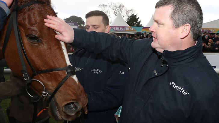 Gordon Elliott and Samcro