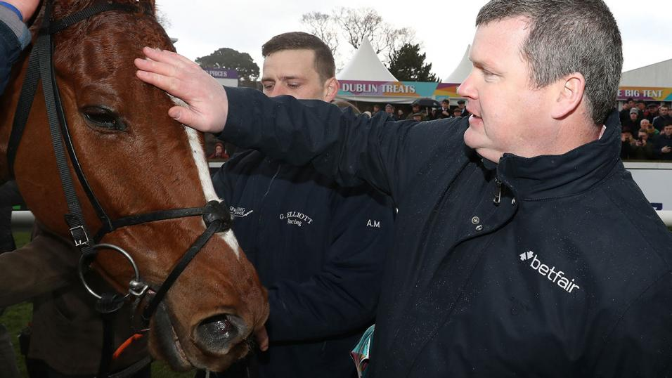 Samcro and Gordon Elliott