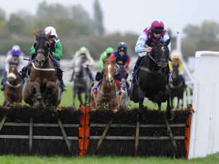 There is jumps racing from Stratford on Sunday