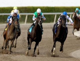 The Breeders' Cup kicks off on Friday evening