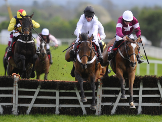 There is more Grade 1 action on Thursday from Punchestown