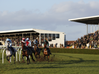 There is jumps racing from Wincanton on Saturday