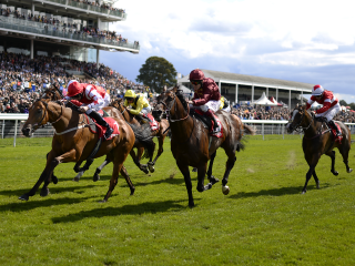 The Ebor Handicap is the feature race on the fourth and final day of the Ebor Festival