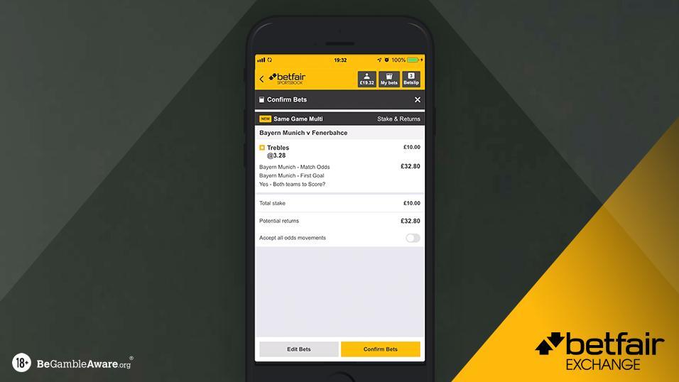 How do i place multiple bets on betfair poker boavista vs porto betting expert nba