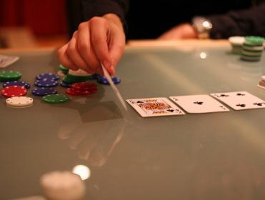 Blind Baseball Poker