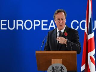 The referendum on EU membership will test Cameron's leadership