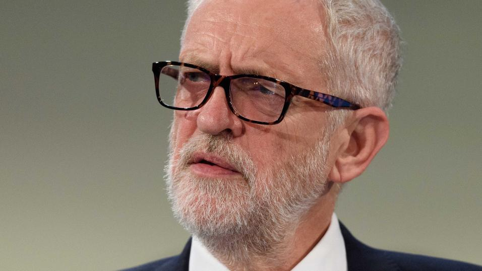Jeremy Corbyn is expected to attack the new prime minister