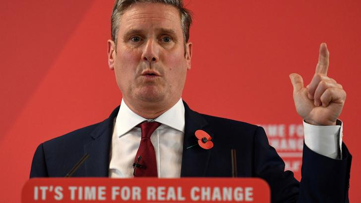 Keir Starmer has criticised the government for recent 'mistakes'