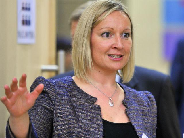 Lucinda Creighton could well find herself holding the balance of power