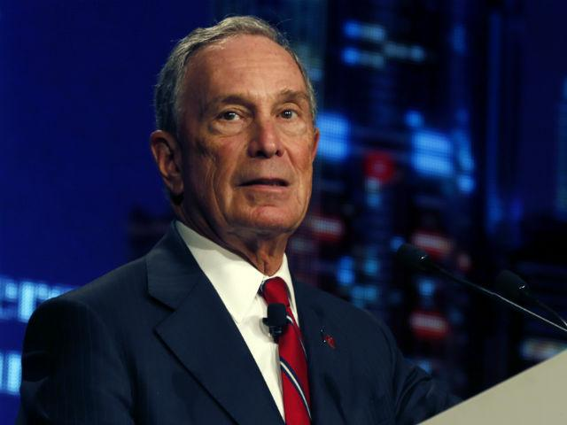 Michael Bloomberg could turn this election into an unpredictable three-cornered contest