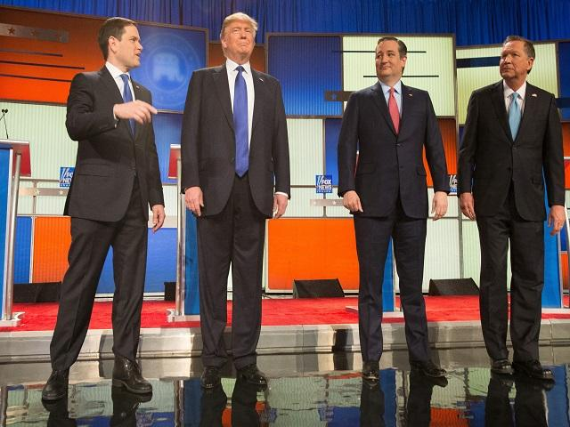 Tonight's Florida debate is a pivotal moment in the GOP race