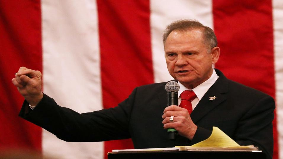 Roy Moore is a toxic candidate