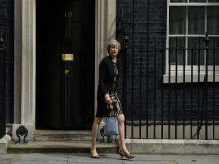 Theresa May returns to Downing Street humbled by an electoral disaster