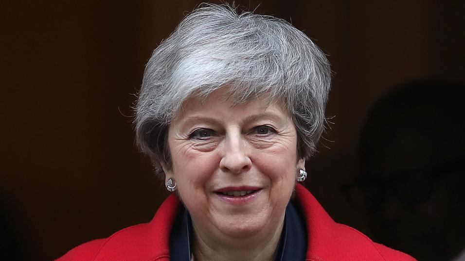 Calls are mounting for May to step down