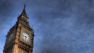 Big Ben in Westminster