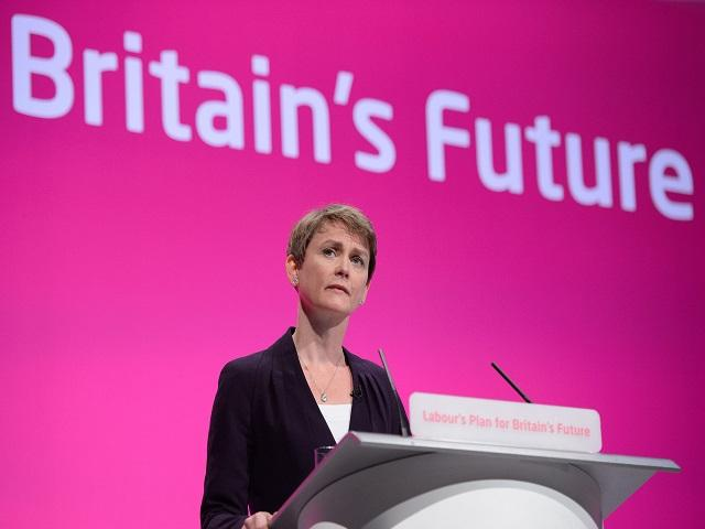Yvette Cooper has been the subject of a massive gamble