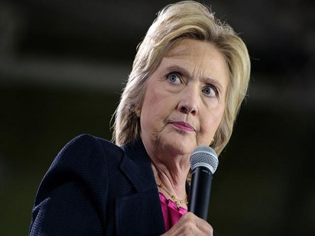Is Hillary Clinton's presidential bid in trouble?