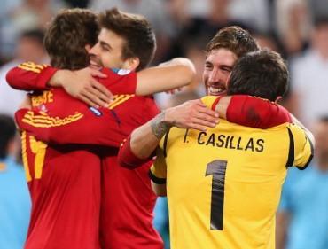 ae34ddc153 Será que a Espanha confirma o favoritismo e festeja pela 3ª vez consecutiva