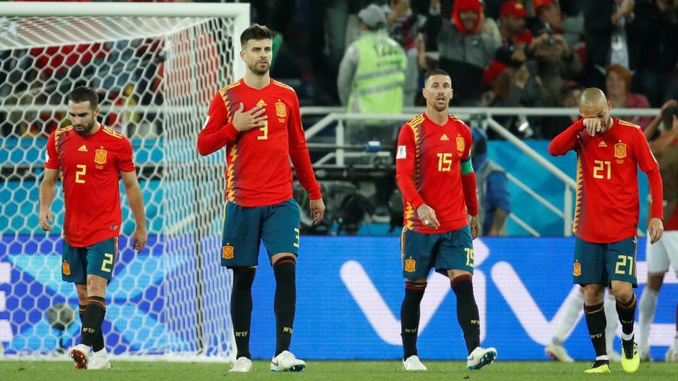 7bdca170c0 Apostas Espanha vs Rússia  O peso do favoritismo diante da pressão ...