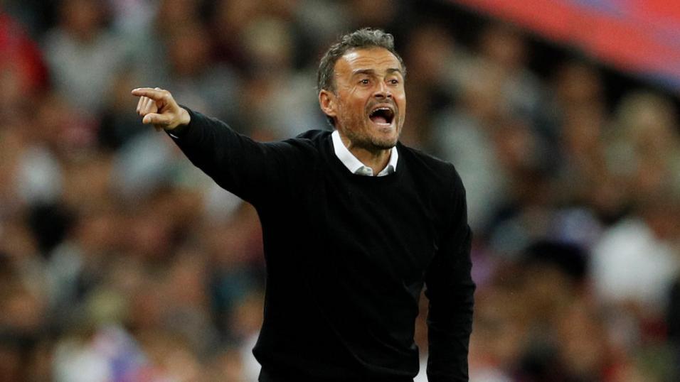 72b5aae9ba27f Luis Enrique tem feito uma excelente entrada como técnico espanhol.