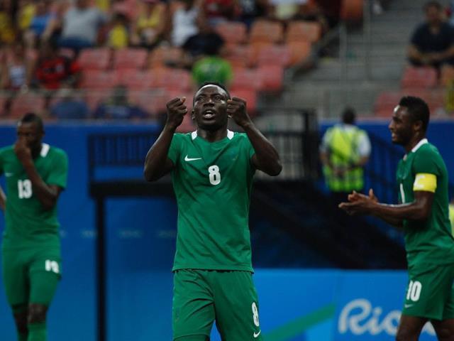 Aposta Nigéria vs Dinamarca  Em busca de mais uma medalha olímpica ... 47bda01a31e19