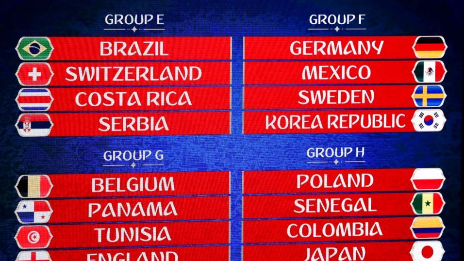 Sorteio Copa do Mundo 2018  Rivaldo não vê dificuldades para os favoritos  após o sorteio d9affa9b1eb8a