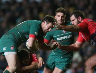 Leicester Tigers won last weekend's clash with Toulon at Welford Road