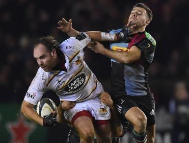 Wasps set up their pool decider with a superb away win at Harlequins