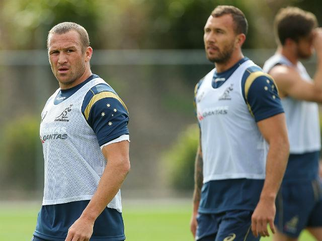 The Wallabies should have enough to get past the Pumas of Argentina on Saturday