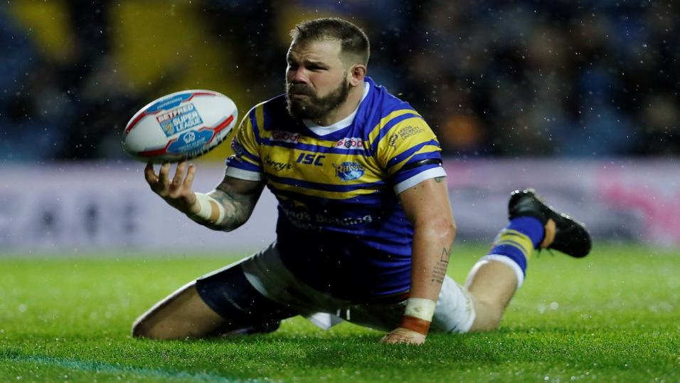 Leeds Rhinos and Adam Cuthbertson can put up a respectable showing in the World Club Challenge
