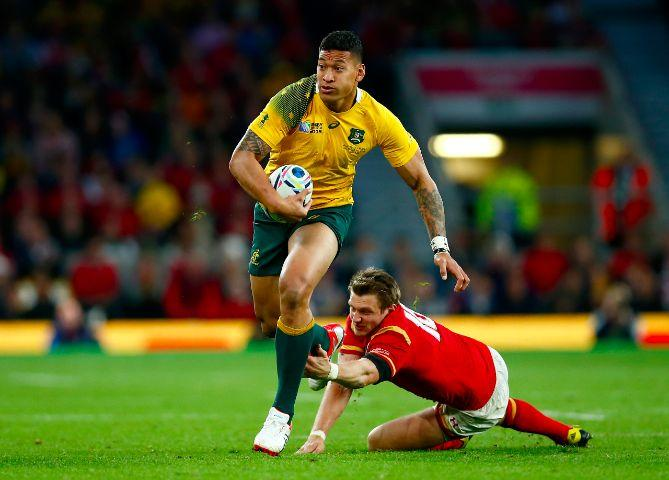 Israel Folau is long overdue to score a try, and is excellent value to score on Sunday