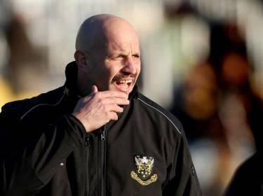 Jim Mallinder will be hoping to lead Northampton Saints to more success in the LV= Cup
