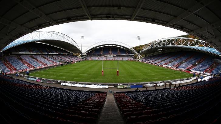 Huddersfield John Smith's Stadium
