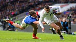England winger Jonny May