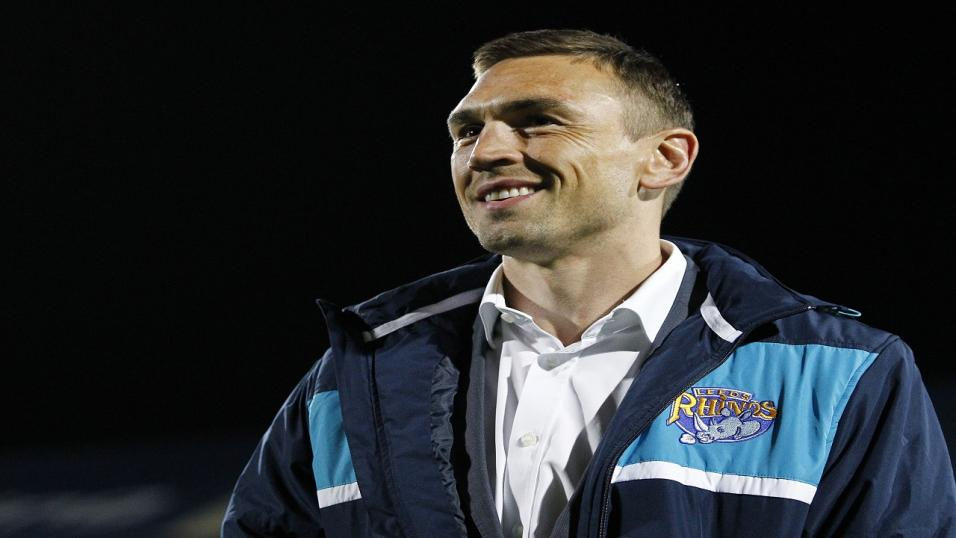 Leeds Rhinos Director of Rugby Kevin Sinfield