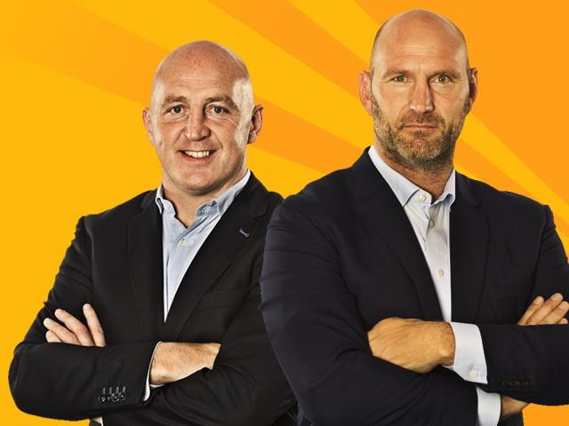 Lawrence and Keith are looking ahead to the Rugby World Cup's semi-finals weekend
