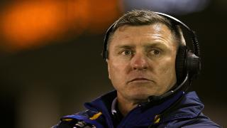 Leeds Rhinos coach David Furner
